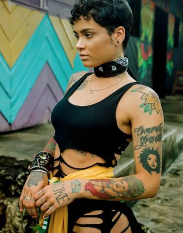 Kehlani (Image: Savannah Baker)