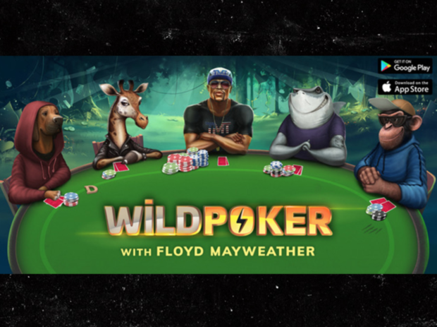 Wild Poker ft. Floyd Mayweather (Image: Playtrex Playtrex)