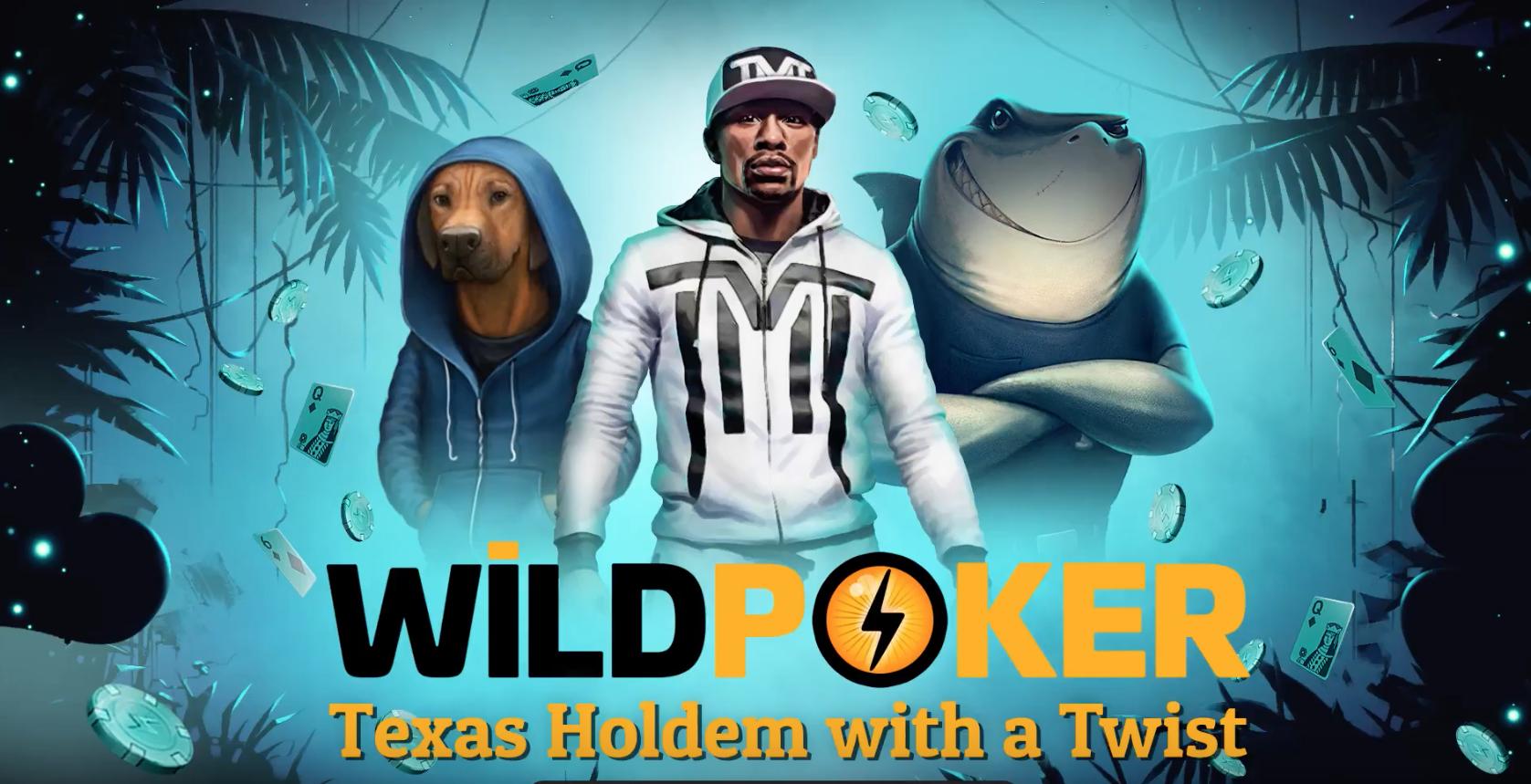 Wild Poker ft. Floyd Mayweather (Image: Playtrex)