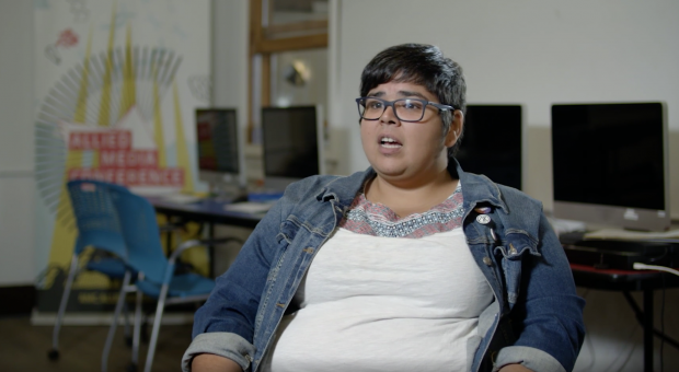 Diana Nucera, Director of the Detroit Community Technology Project (Image: Vice)