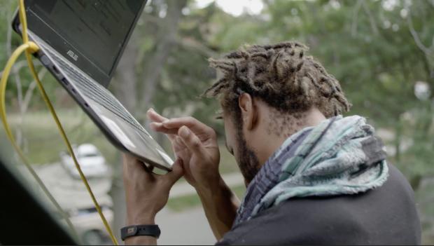 Digital Steward, Sanubianku Astonished (Image: Vice)