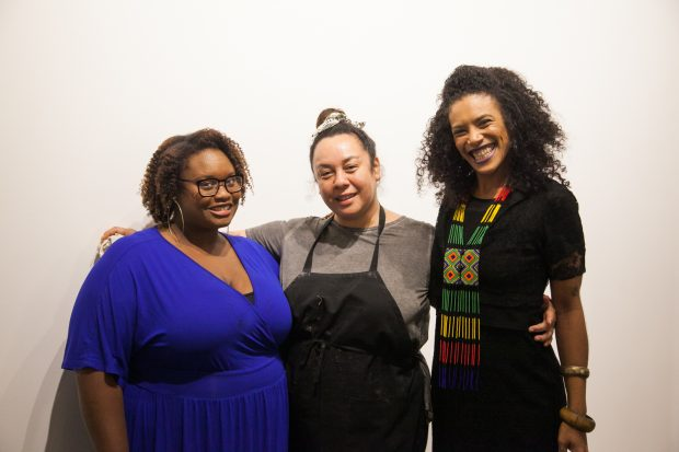 Sista Circle: Black Women in Tech Celebrate Friendsgiving