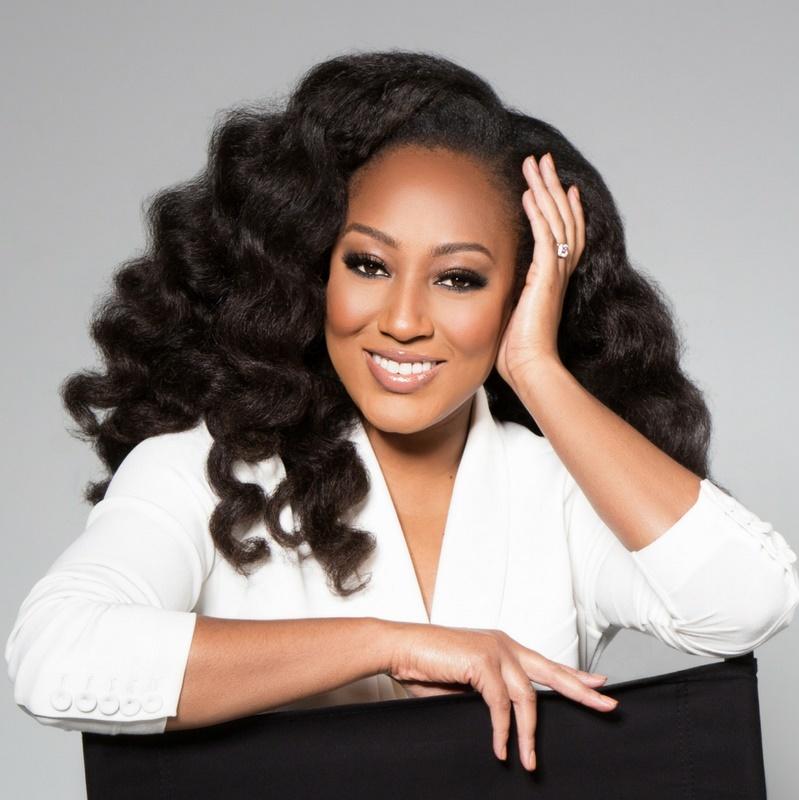 makeup artist Tiyana Robinson