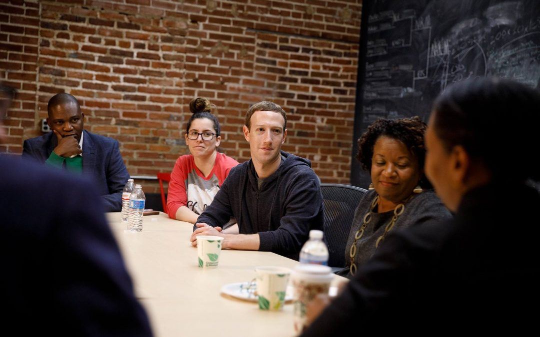 'My Mistake,' Says Contrite Zuckerberg About Cambridge Analytica