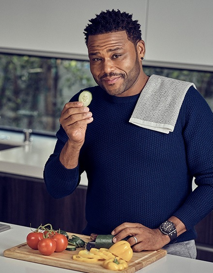 Anthony Anderson 'Gets Real' About His Diabetes