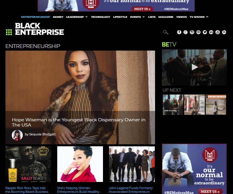 Experience the Brand New BlackEnterprise.com