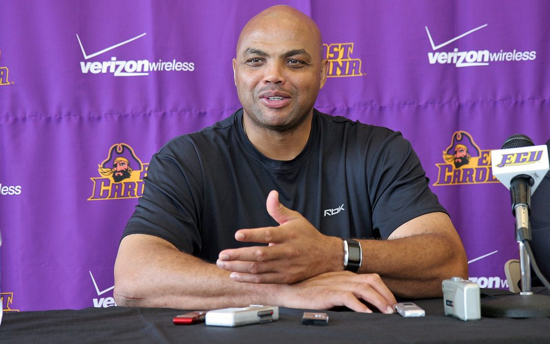 Charles Barkley to Sell NBA Memorabilia to Build Affordable Housing in His Hometown