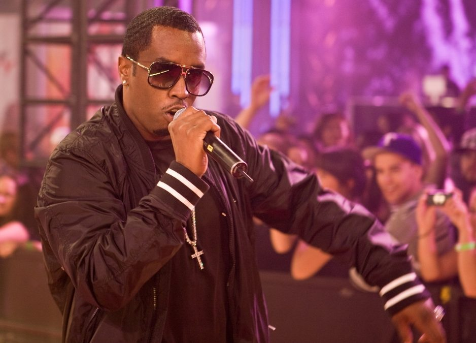 Sean 'Diddy' Combs Displays a $21.1 Million Kerry James Marshall Painting at His 50th Birthday Party