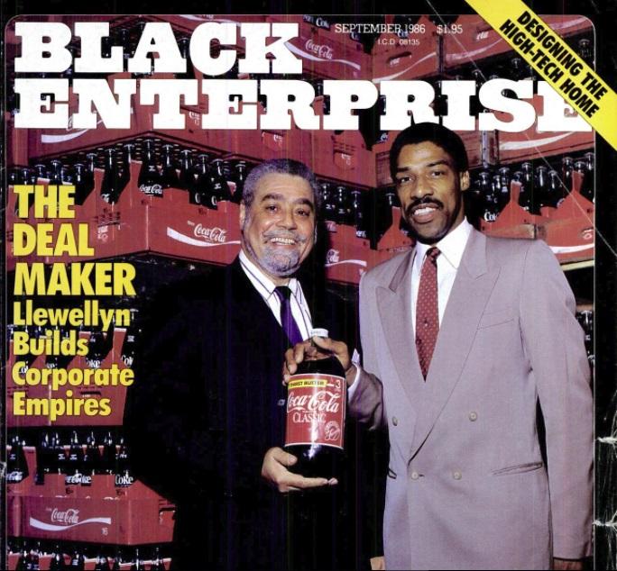 45 Great Moments in Black Business – No. 19: J. Bruce Llewellyn and Dr. J's  $100 Million Coke Bottling Franchise