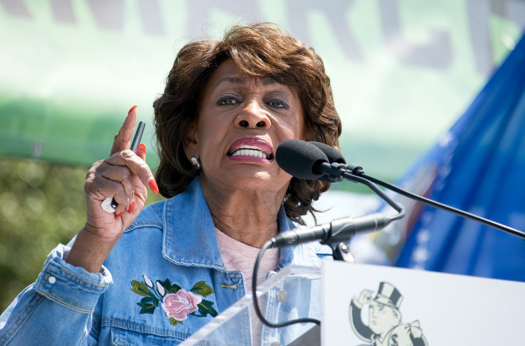 Decline In Hiring of Black Managers In Financial Industry 'Unacceptable,' Says Maxine Waters