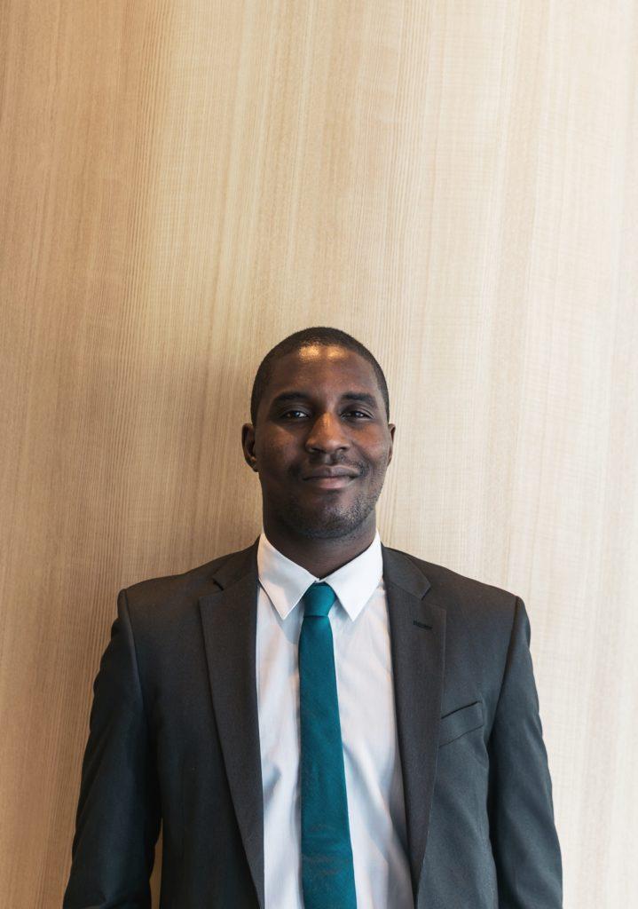 Founder of Teamz (Image: Olumide Gbenro)
