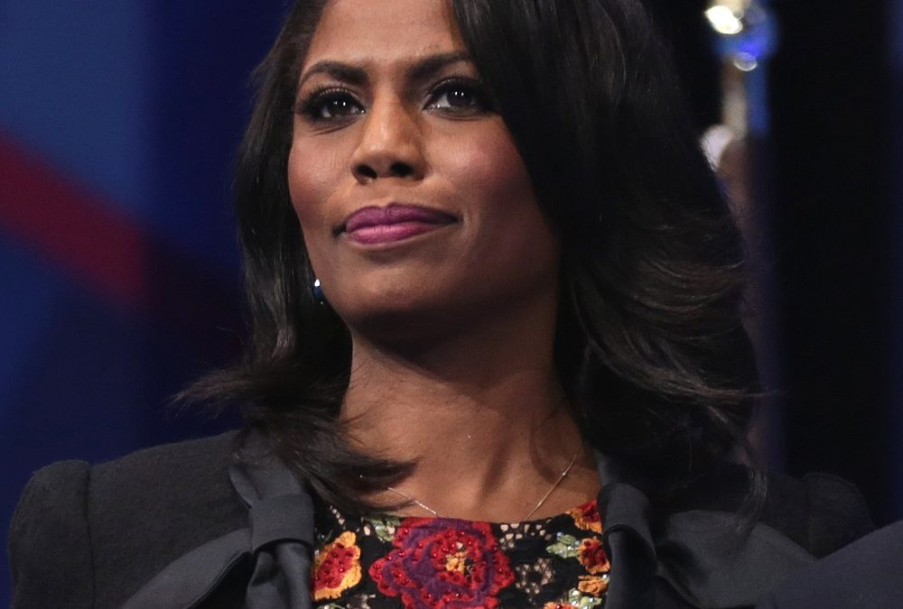 Omarosa to Step Down From Trump's White House