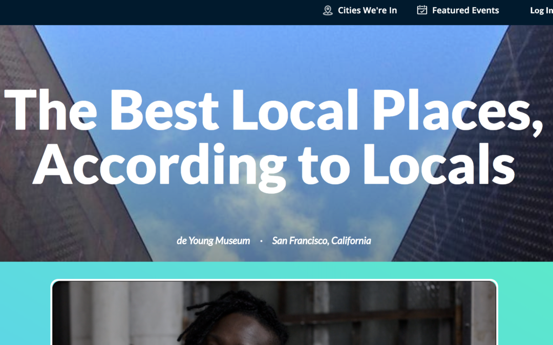 Travel App Localeur Raises an Additional $500,000 from Angel Investors