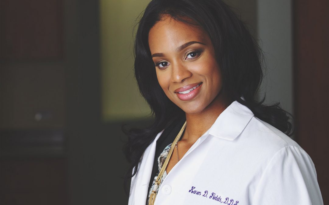 This Power Woman Dentist Is Changing the World—One Smile at a Time