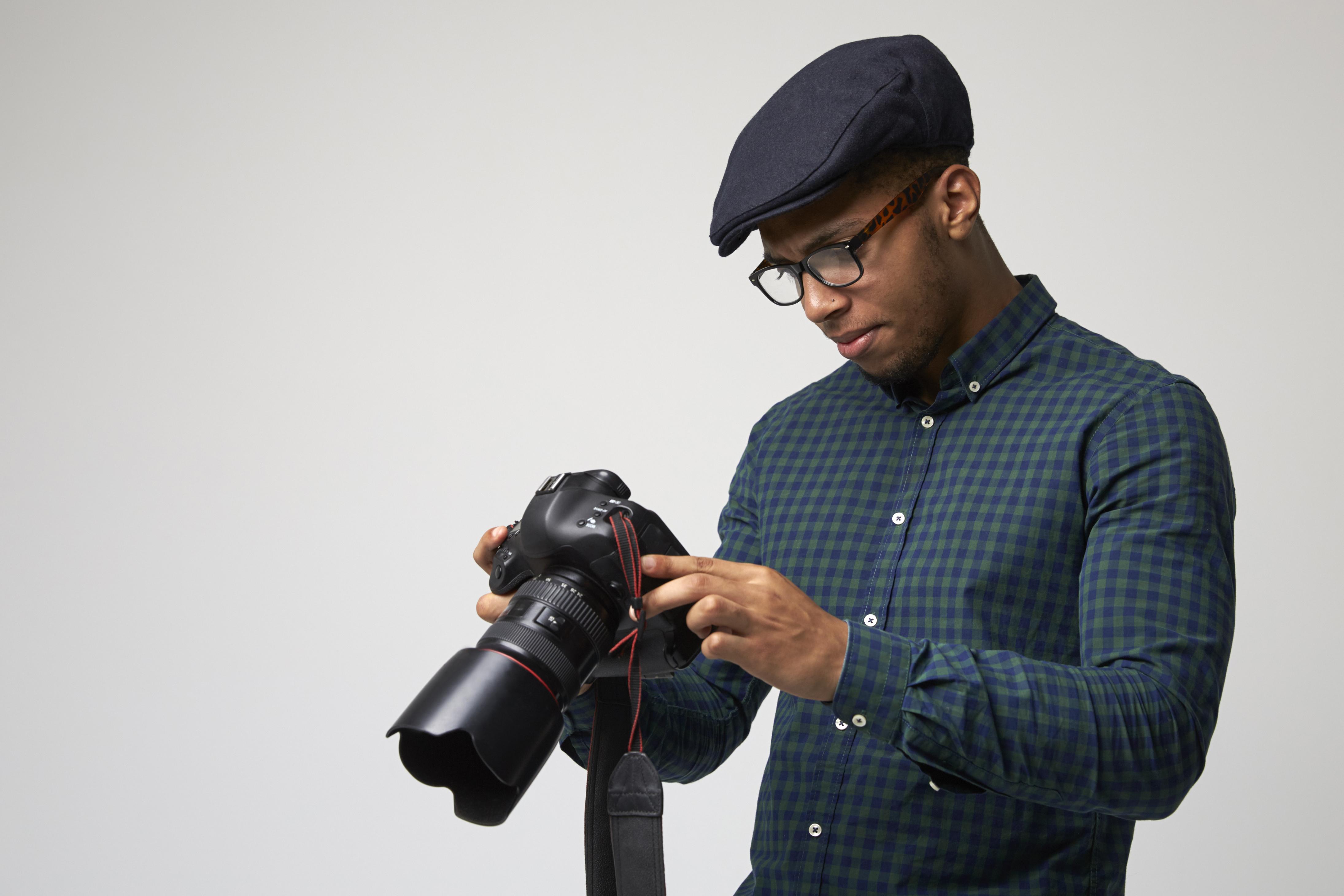 8 side hit side hustles for 2018 stock photographer