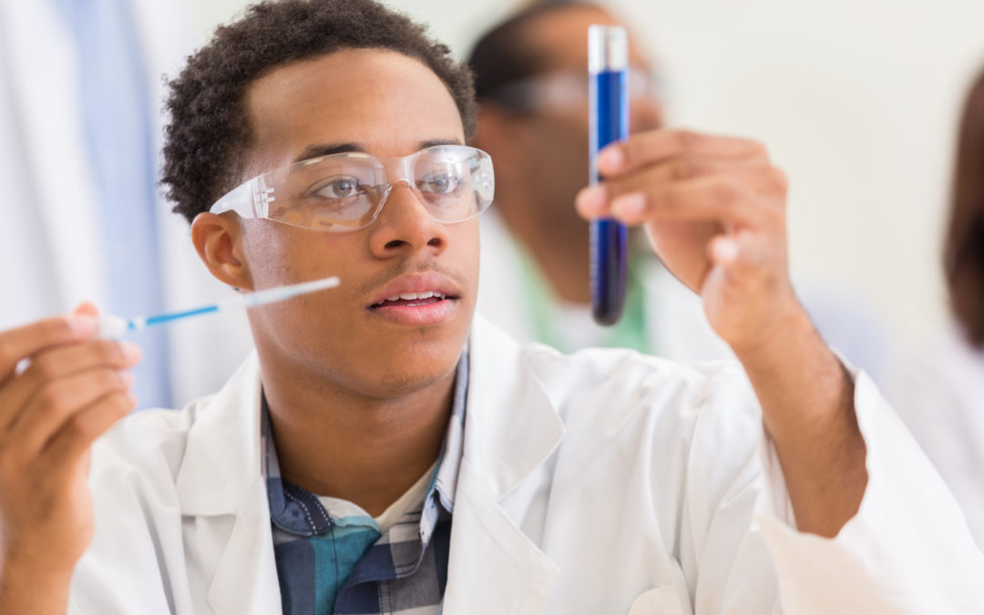 More Black Men Need to Earn College Degrees