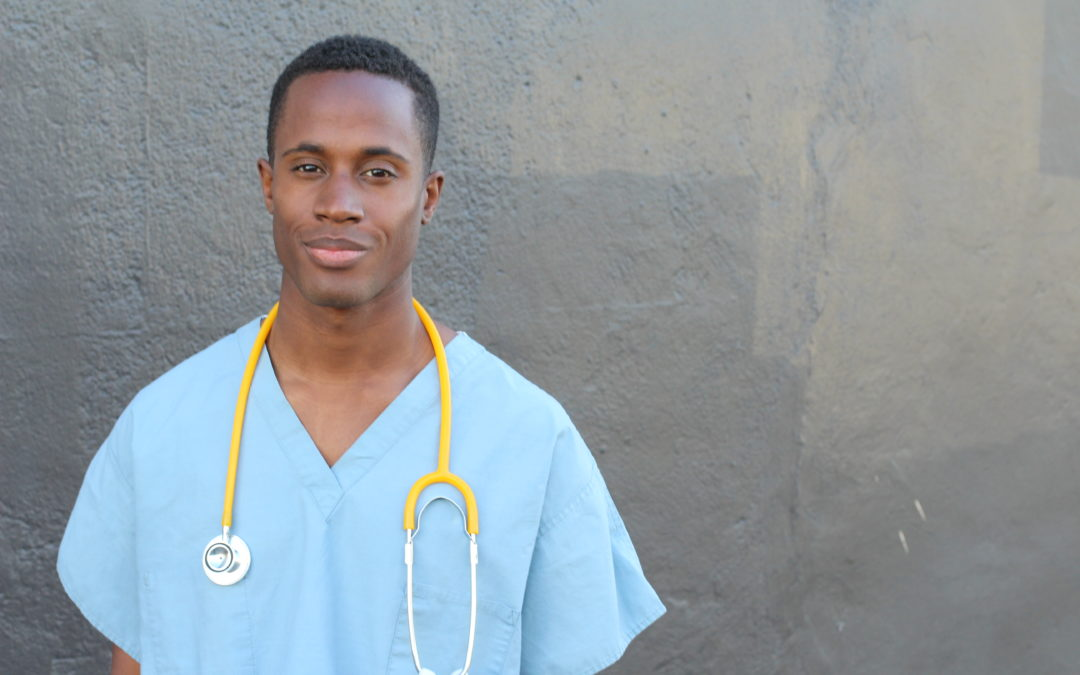 Fewer Black Men Are Going into Medicine. That's a Problem