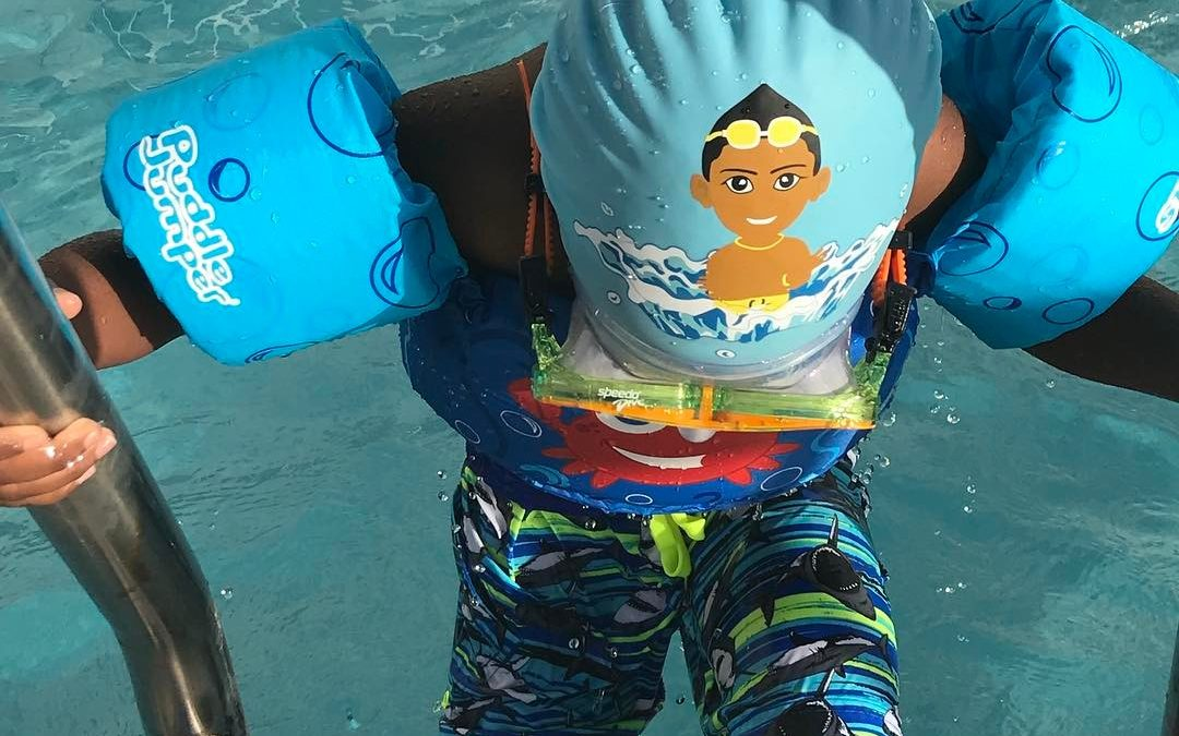 This Mom Launched a Business to Empower Children to Swim