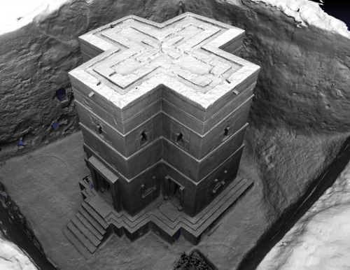 3D Model (Image: Zamani Project)