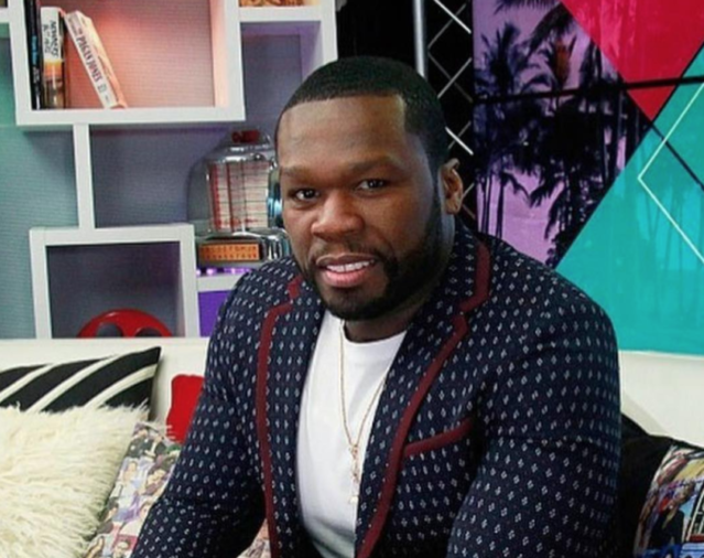 Is 50 Cent Looking At Getting In The MMA Business?