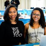 Alishia Richardson and Randi Williams, co-founders of We Go Too (Image: We Go To)
