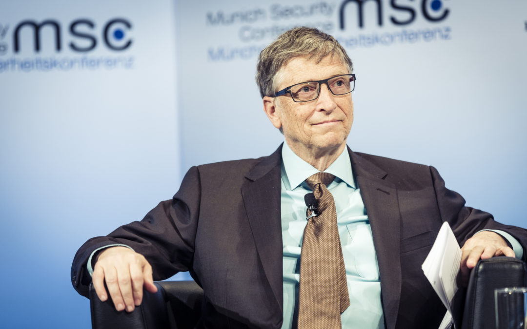 Bill Gates Agrees to Pay off Nigeria's $76M Debt in the Fight to Eradicate Polio