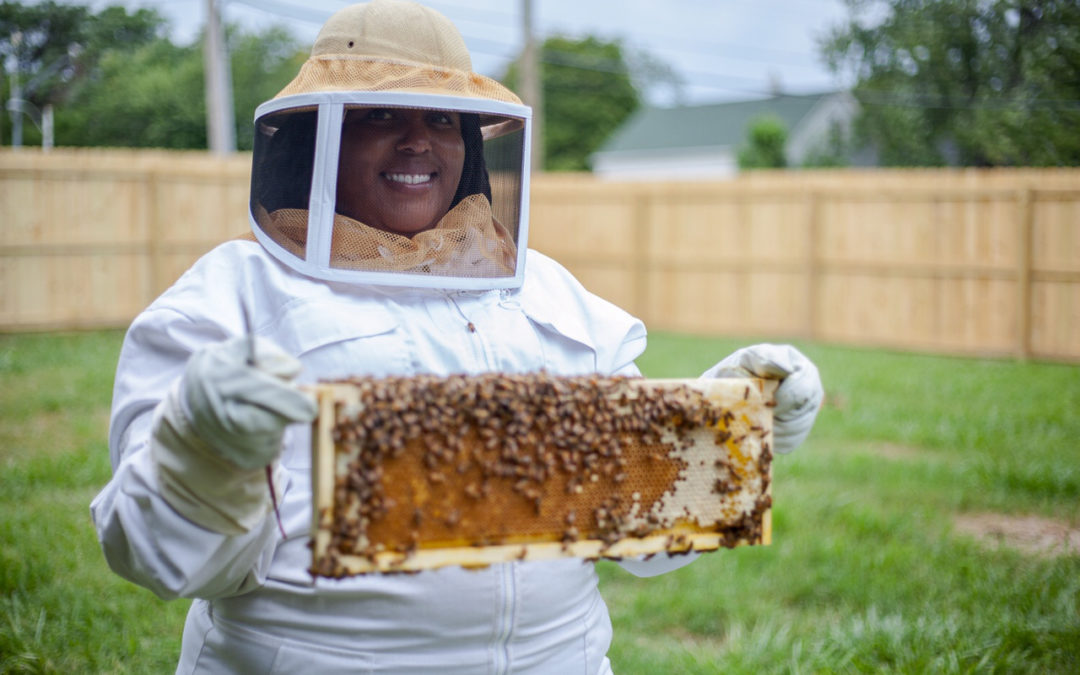 Black Changemakers Are Using Bee Farms to Save Detroit Neighborhoods