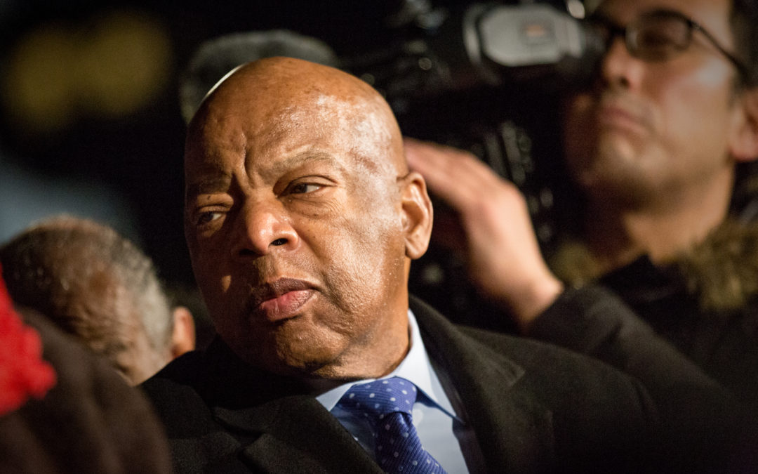 John Lewis And Other Black Leaders Reject Black Female Challenger In Boston
