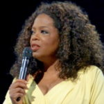 Oprah's speech