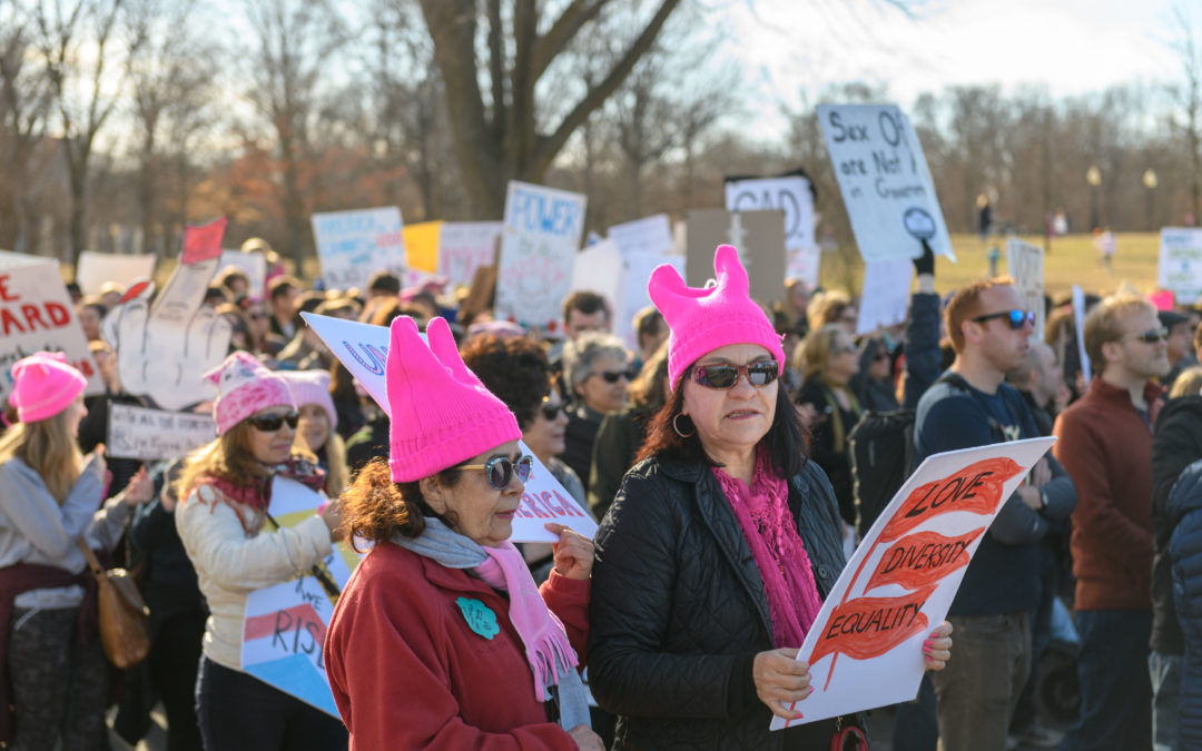 #WomensMarch: Whose March Is It, Anyway?