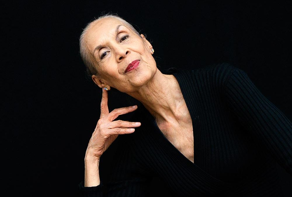 Stop Thinking And Just Do It, Says Dance Legend Carmen de Lavallade