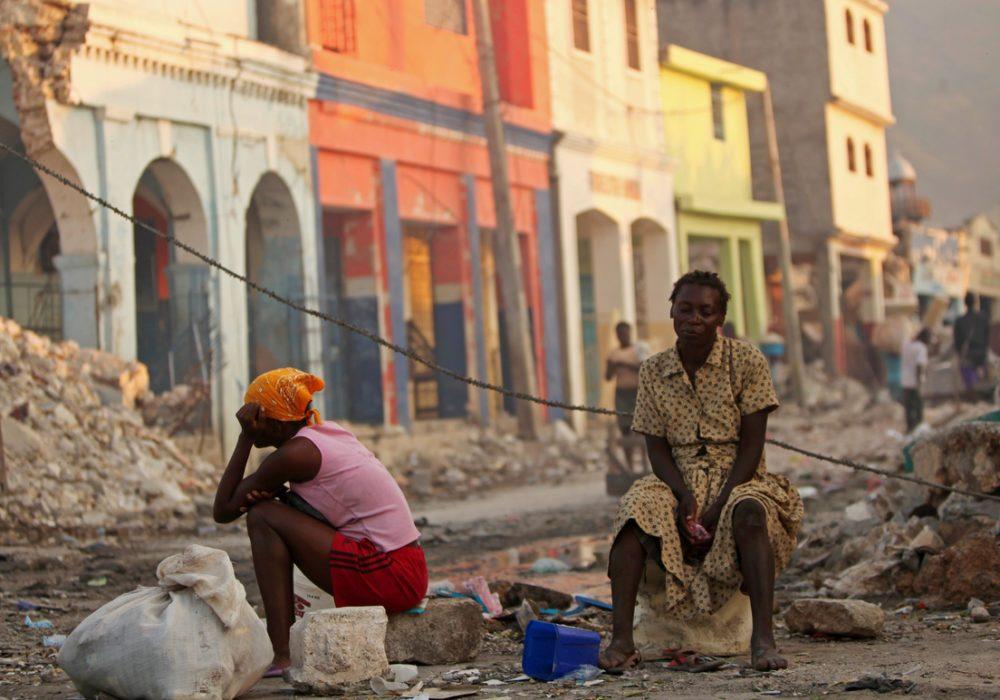 Haitian Immigrants
