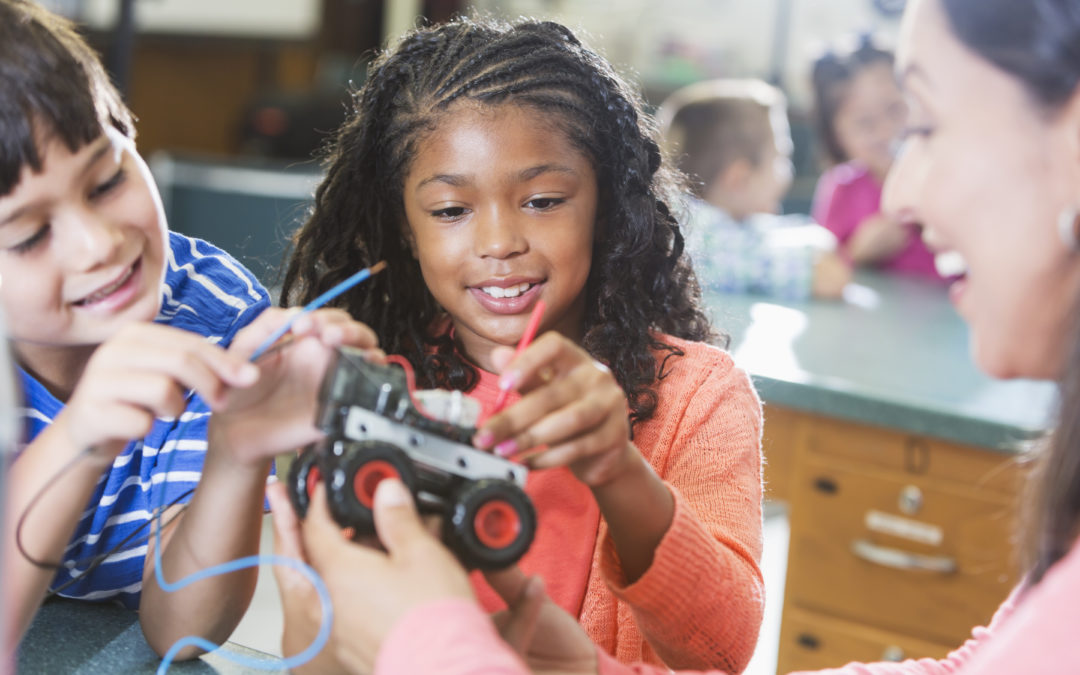 What Does Good STEM Education Look Like?