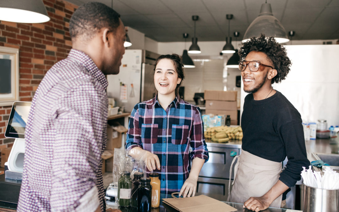 Millennials Are Willing to Pay More to Back Small Businesses