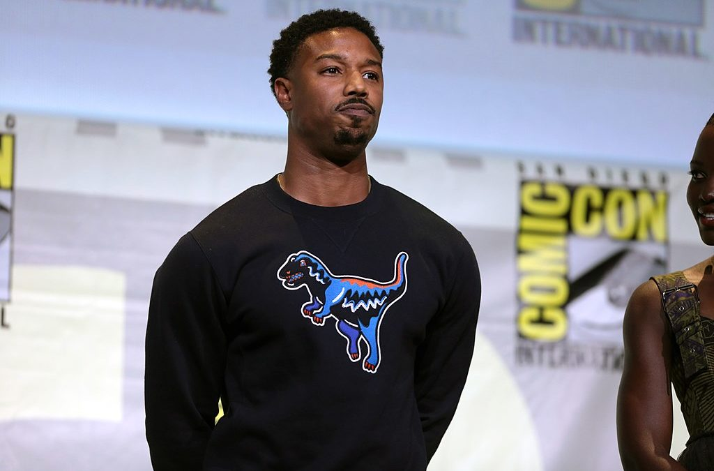 'Black Panther' Star Michael B. Jordan Teams Up With Brisk Iced Tea to Empower Urban Creatives