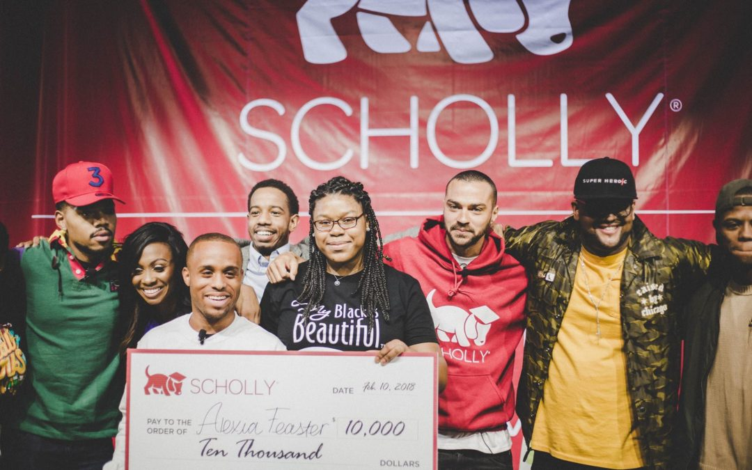 Chance the Rapper, Christopher Gray, Jesse Williams Host Scholly Scholarship Summit