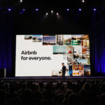Co-founder, Brian Chesky Keynote (Image: Airbnb)
