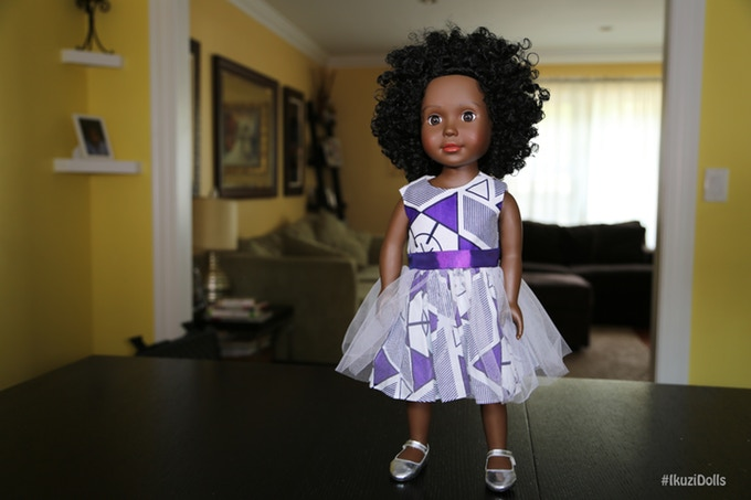 Mompreneur Raises $25,000, Creates Line of Diverse Dolls, Gets in 'O' Magazine