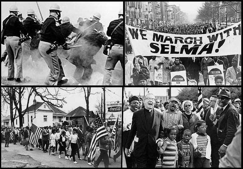 This Day In Black History: Hundreds of Protesters Arrested While Marching for Equal Voting Rights