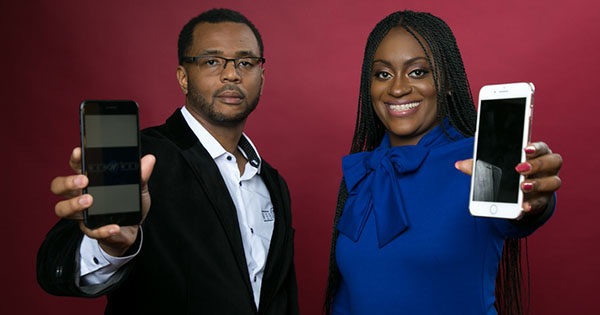Valentine's Day 2018 Alert: Black Couple Creates App That Lets You Get Married Through The Internet
