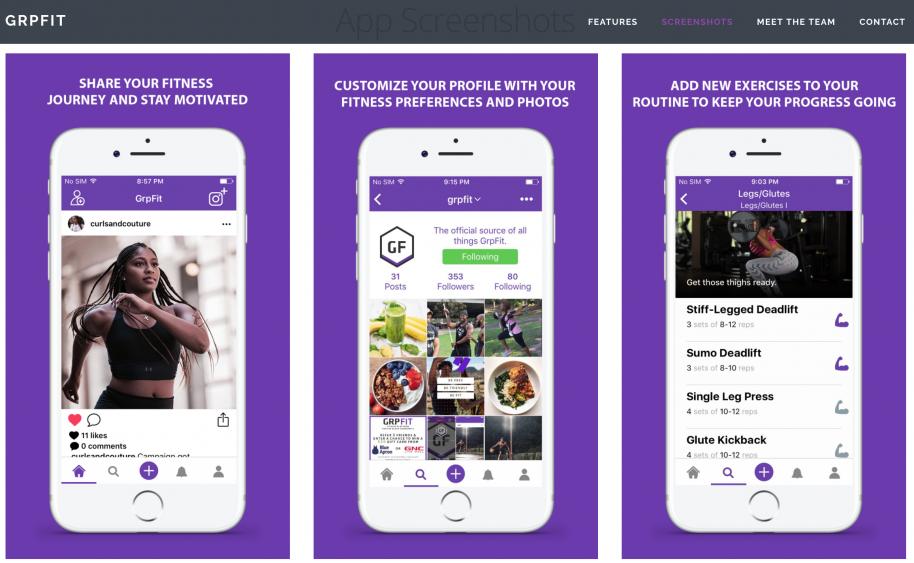 GrpFit is a Fitness Platform for the Black Community - Black ...