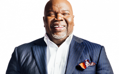 Black Enterprise Partners with TD Jakes In SOAR Empowerment Series