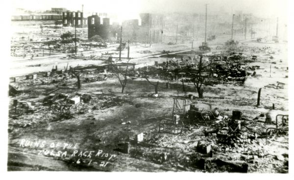 Black Wall Street - Dream Tulsa - After Race Riot of 1921