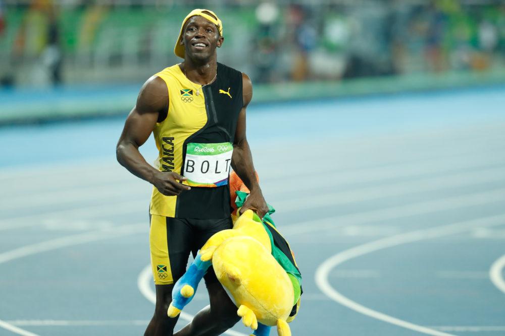black Olympian