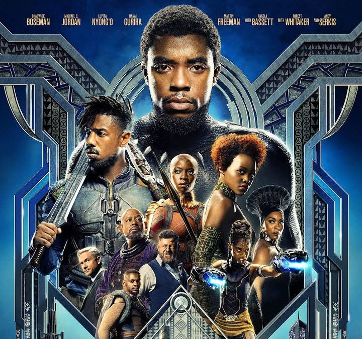 'Black Panther' Crushes Box Office Records, Making Black History