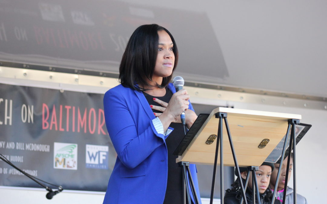 Up For Re-Election, Baltimore State Attorney Combats School-to-Prison Pipeline