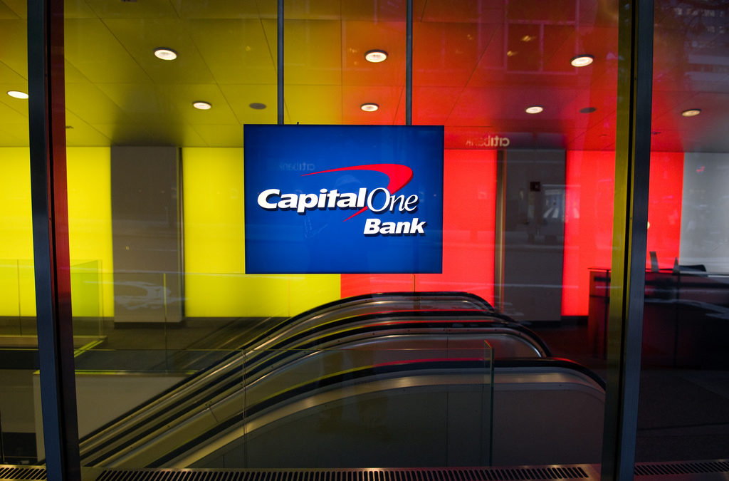 NAACP Files Racial Discrimination Lawsuit Against Capital One Bank