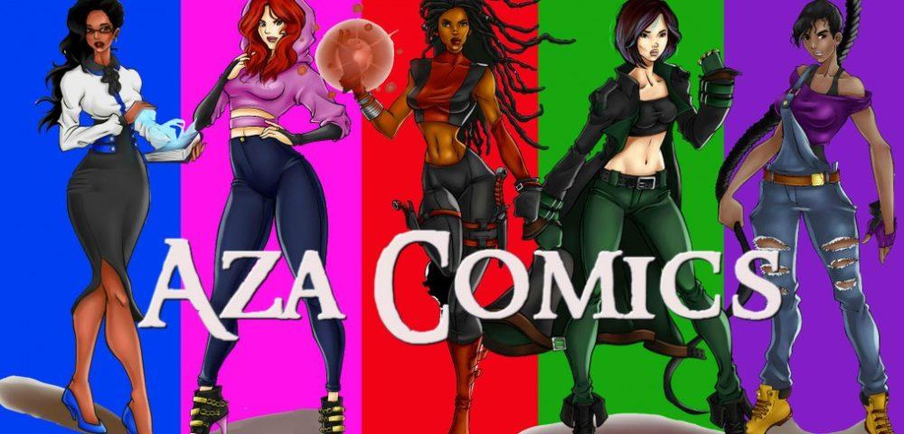She's Creating An All-Female Superhero Comic Book Universe