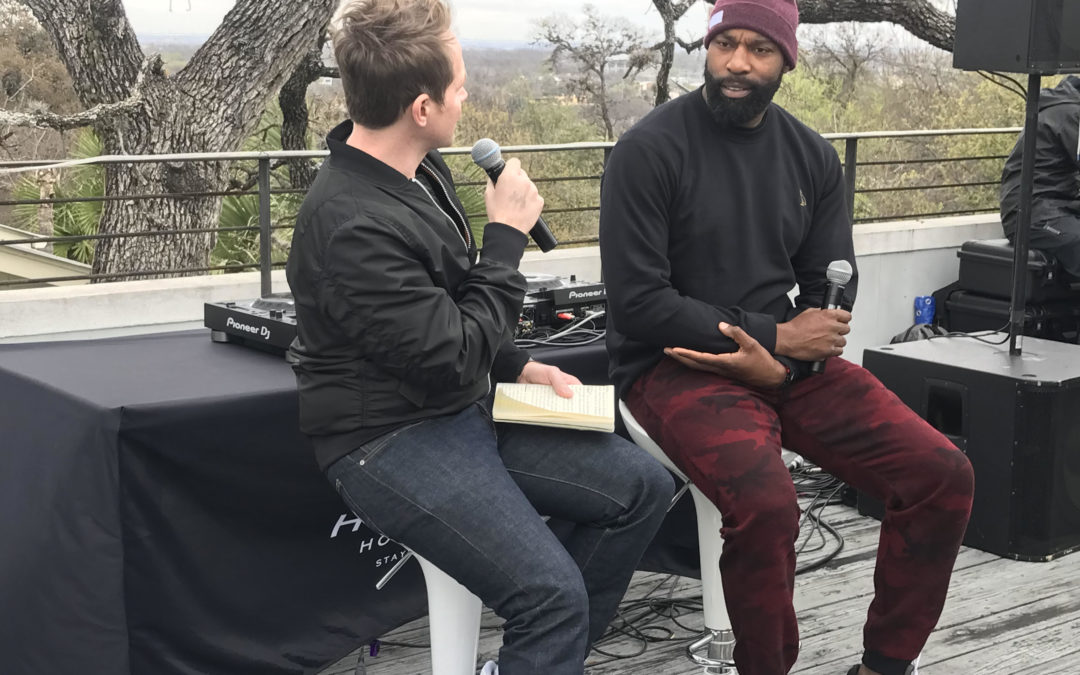 #CultureHouse Brings More than Culture to SXSW