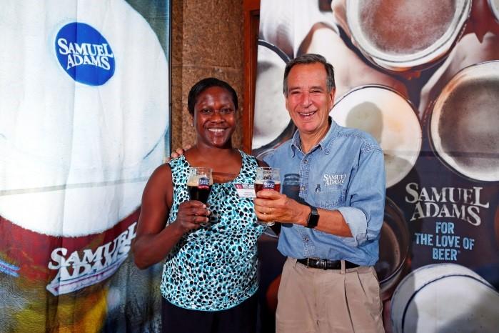 Black Woman-Owned Brewery Partners With Samuel Adams Beer